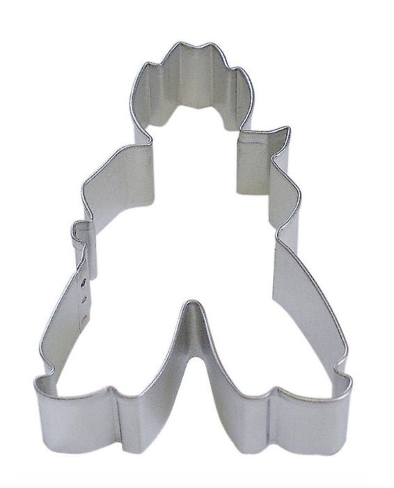 "4.25"" Cowboy Metal Cookie Cutter-Cookie Cutters-Bakell"