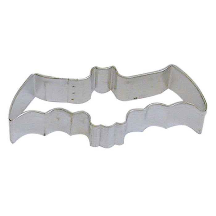 "4.5"" Flying Bat Metal Cookie Cutter-Cookie Cutters-Bakell"