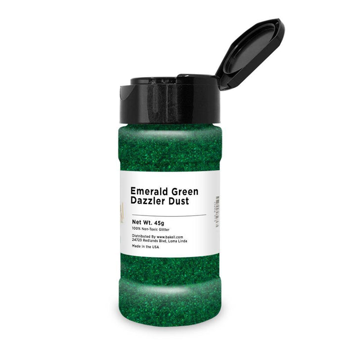 Emerald Green Decorating Dazzler Dust 5g | Bakell-Disco Dusts-Bakell