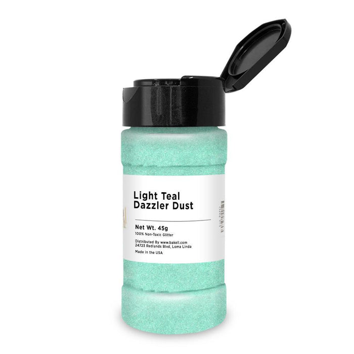 Light Teal Dazzler Dust | Bulk Sizes-Bulk_Dazzler Dust-Bakell