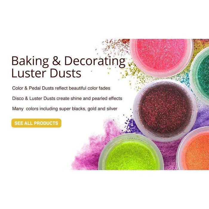 American Blue Decorating Dazzler Dust 5g | Bakell-Disco Dusts-Bakell- | Bakell.com