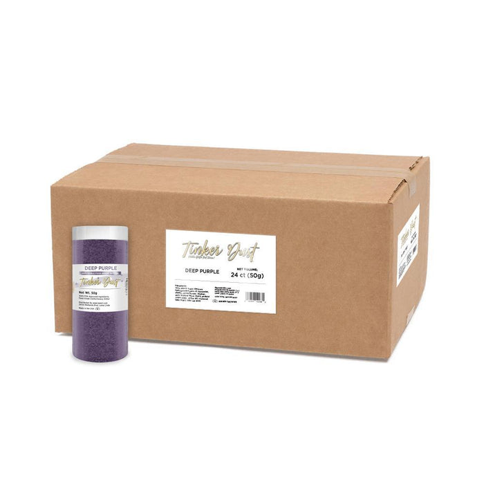 Deep Purple Tinker Dust by the Case-Wholesale_Case_Tinker Dust-Bakell