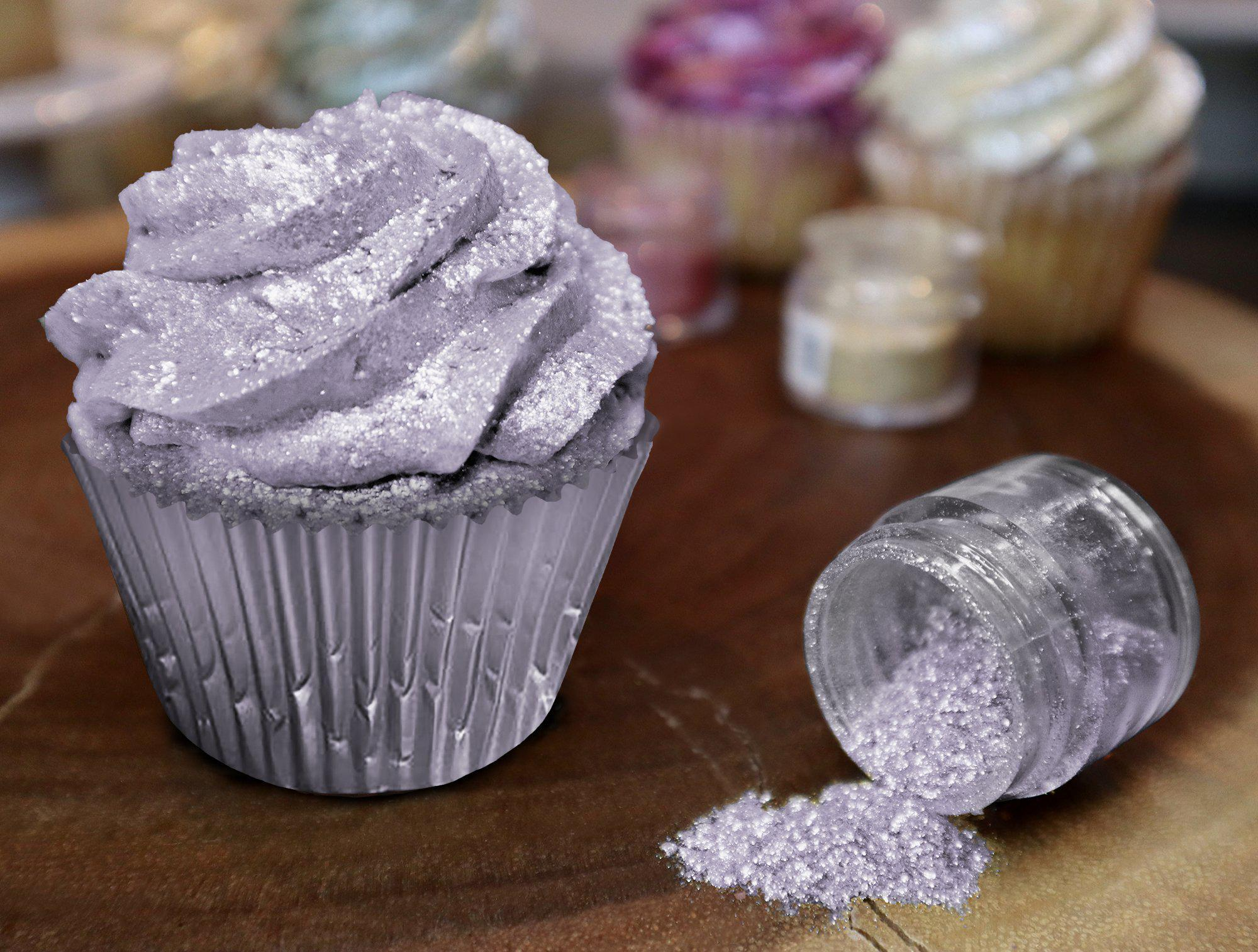 Soft Purple Edible Tinker Dust | Bulk Sizes-Bulk_Tinker Dust-Bakell