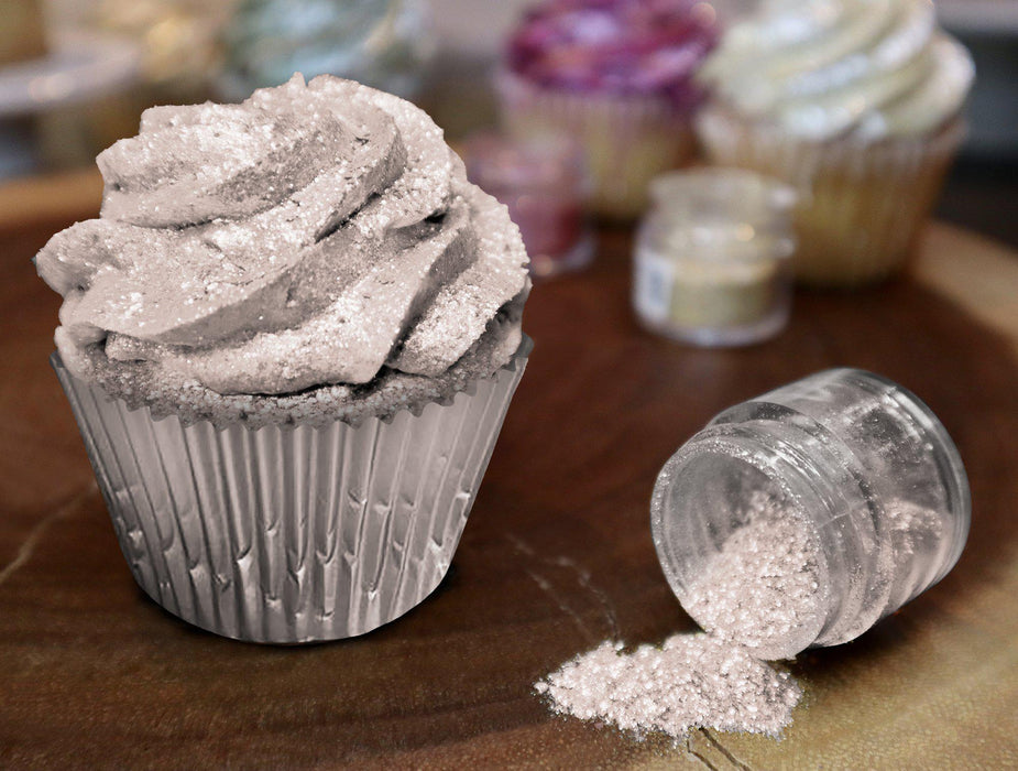 Rose Gold Tinker Dust Food Grade Edible Glitter, 5g | Food Grade Glitter-Tinker Dust-Bakell