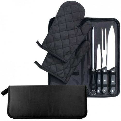 7 Piece Chef Cooking Kitchen Set | BBQthingz™-BBQ Tool Set-BBQthingz- | Bakell.com