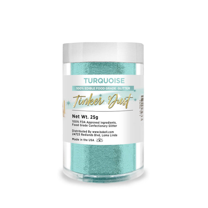 Turquoise Tinker Dust | bulk Sizes-Bulk_Tinker Dust-Bakell