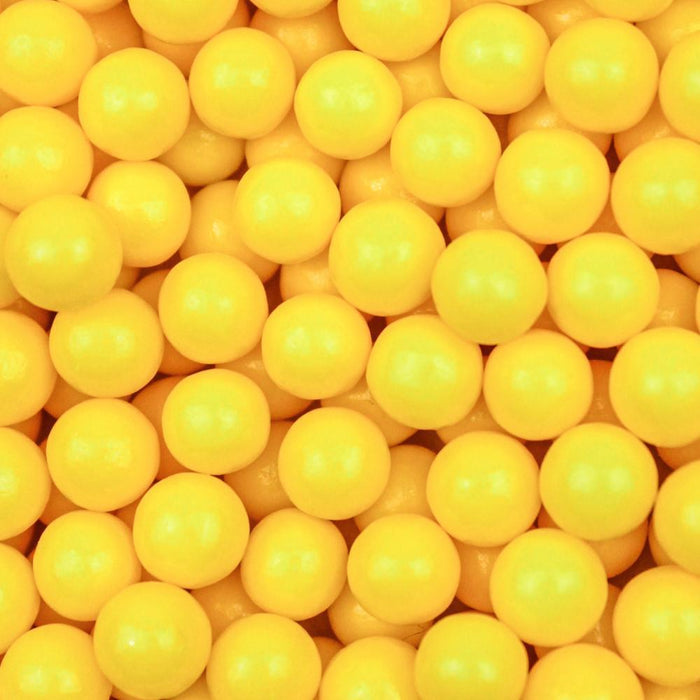 Yellow 10mm Beads-10mm Beads_Sprinkles-Bakell