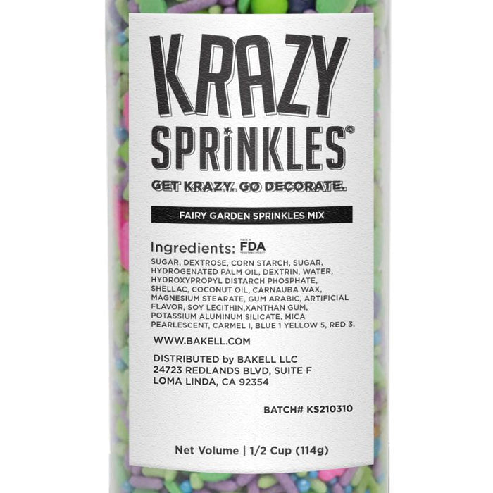 Fairy Garden Sprinkles Mix-Mixes_Sprinkles-Bakell