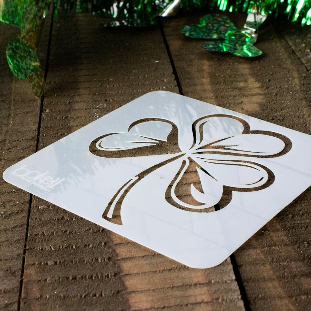 St. Patty's Day Pot O' Gold Collection Cookie Cutter Baking & Decorating Gift Set B-St Pattys Day_Gift Set-Bakell