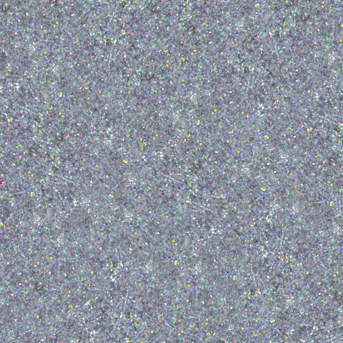 Silver Hologram Decorating Dazzler Dust-Disco Dusts-Bakell