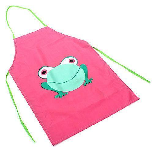 Buy Adorable Kids Apron From 4 49 Cute Frog Bakell
