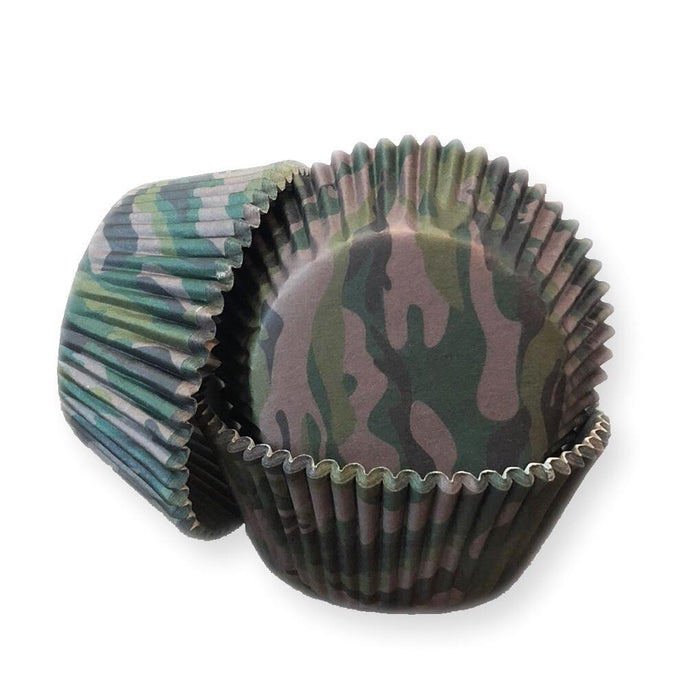 Camouflage Print Wrappers & Liners | Bulk & Wholesale | Bakell.com