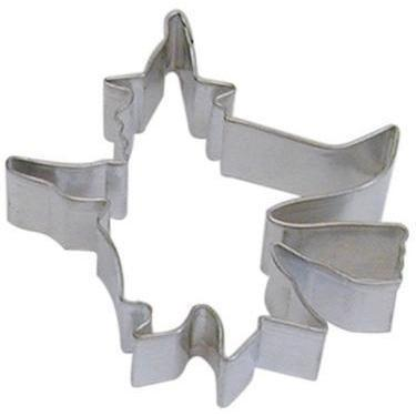 Cookie Cutter - Witch on broom-Cookie Cutters-Bakell- | Bakell.com