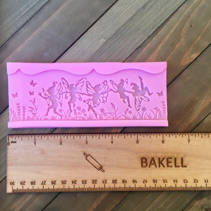 Fairy and Elf Silicone Mold-Silicone Molds-Bakell- | Bakell.com