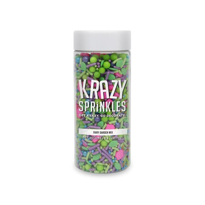 Fairy Garden Sprinkles Mix by Krazy Sprinkles® | Bakell.com