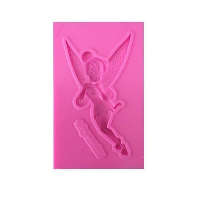 Fairy Themed Silicone Mold-Silicone Molds-Bakell- | Bakell.com