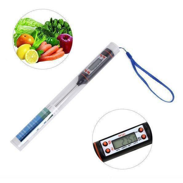 Meat Thermometer | BBQthingz™-Accessories & Tools-BBQthingz- | Bakell.com