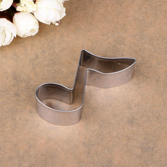 Music Note Cookie Cutter-Cookie Cutters-Bakell- | Bakell.com
