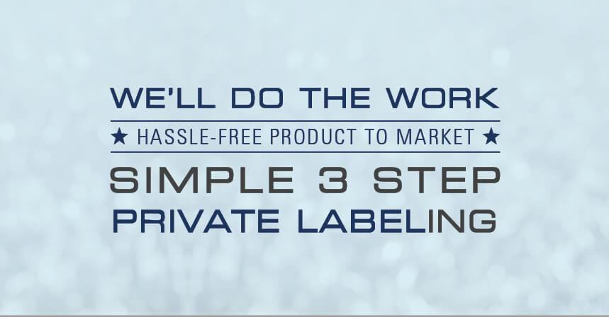 Private Label Program | Custom Order-Private Label Program-Bakell