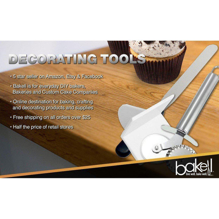Set of 3! Cookie Scriber / Scribing Needle Royal Icing Modeling Tool | Bakell-Decorating Tools-Bakell- | Bakell.com