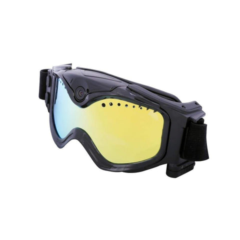 Lunettes de ski Camera Hybrid 720P HD (+ application gratuite)