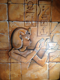 Egyptian Theme Murals