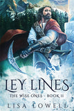 Ley Lines Cover Art- Illustration Services
