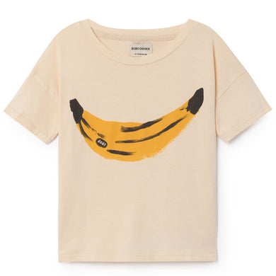 Bobo Choses | Banana Short Sleeve T-Shirt