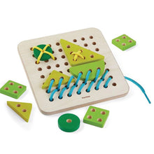 PlanToys | Fädelbrett Lacing Board