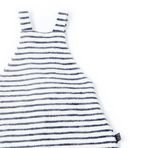 Monkind | Stripy Dungarees