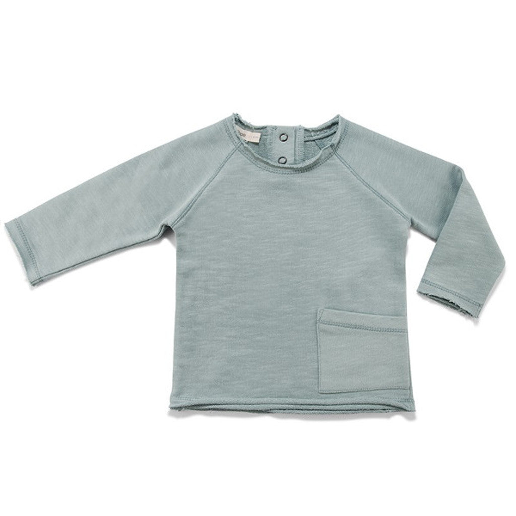 Phil & Phae | Pullover Pocket Sage