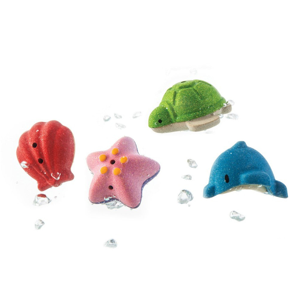 PlanToys | Bade-Set | Sea Life
