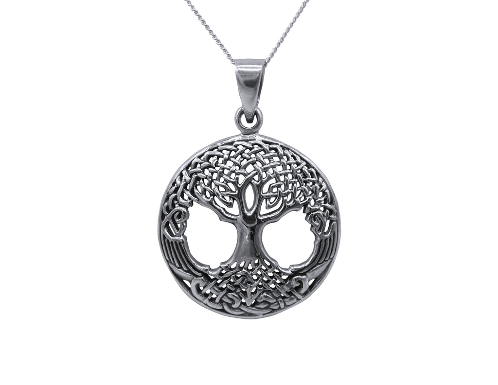 Sonia's Silver Tree of Life Pendant p 81-15-05-18