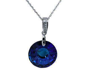 Swarovski Elements Pendant and Chain P 58-20-06-18