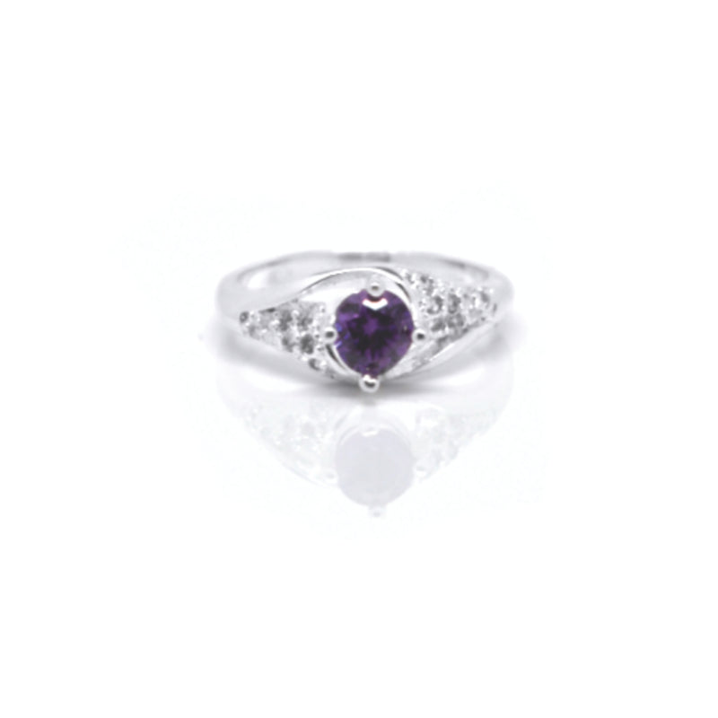 R08150518 Sophisticated Classic Amethyst