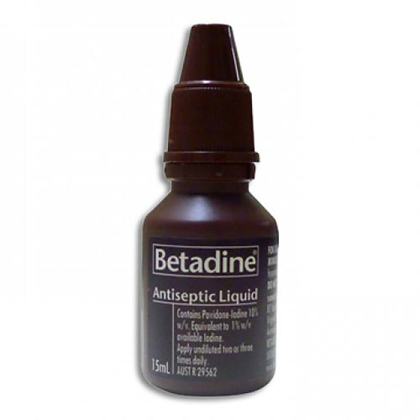 Betadine Liquid 15ml