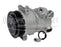 A/C Compressor w/Clutch for Dodge Caliber and Jeep Compass & Patriot