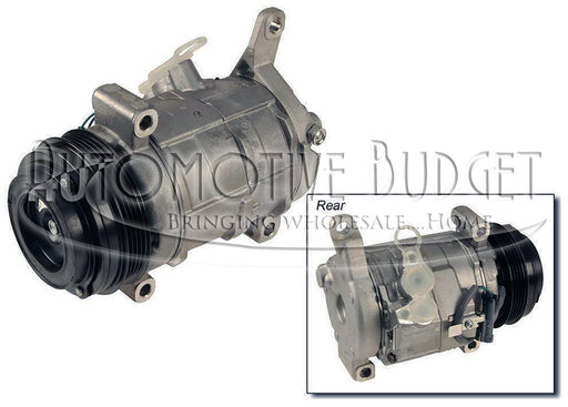 A/C Compressor & Parts for Cadillac, Chevrolet & GMC Trucks