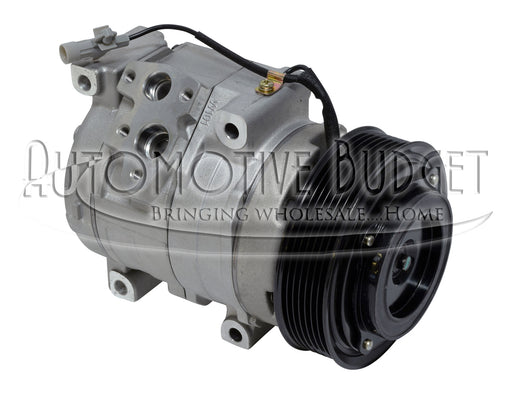 A/C Compressor w/Clutch for Mitsubishi Fuso FE160