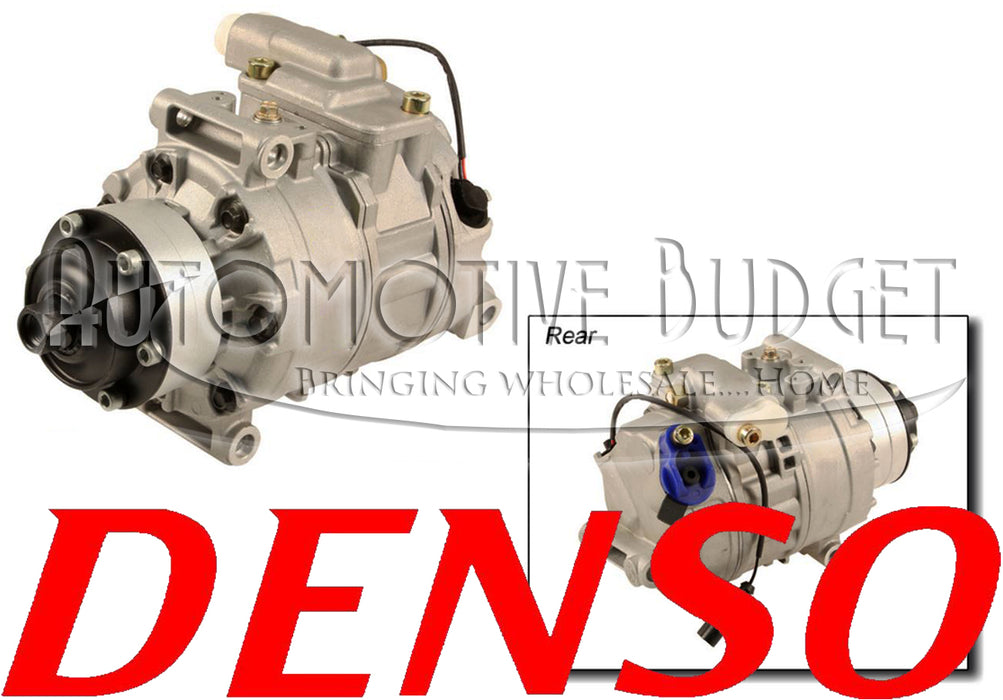 A/C Compressor & Parts for Lamborghini Gallardo