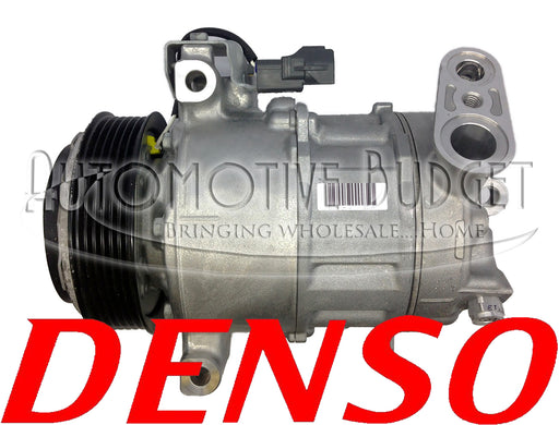 A/C Compressor & Parts for Ram Promaster City