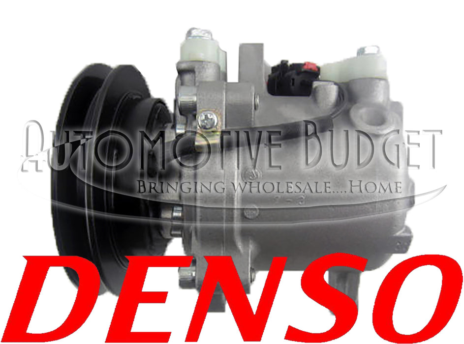 A/C Compressor w/Clutch for Caterpillar Mini Excavator