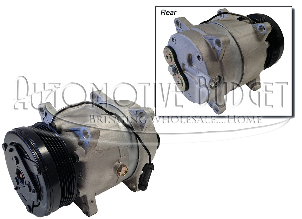 A/C Compressor & Parts for Ferrari 456 550 575 & 612