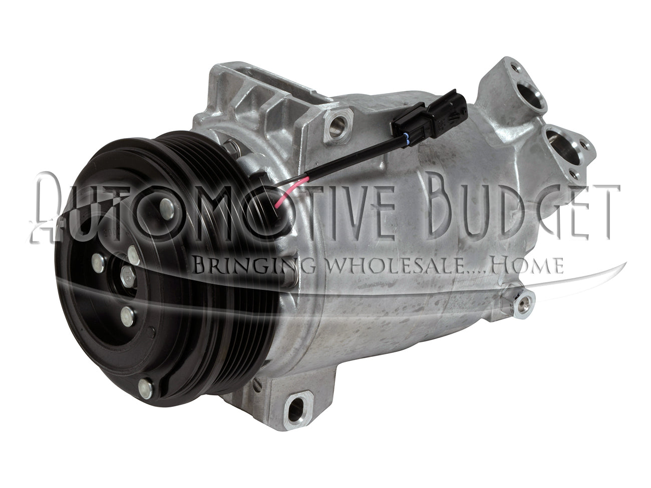 A/C Compressor & Parts for Chevrolet City Express and Nissan NV200