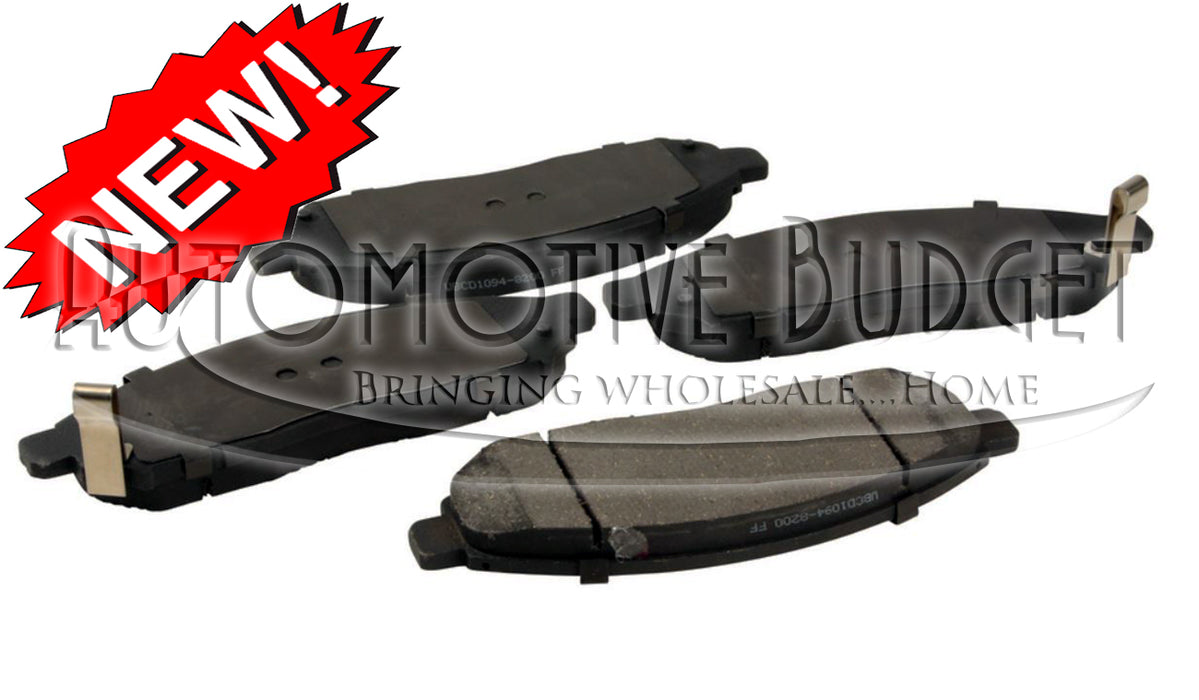Front Brake Pads for Chevrolet City Express Nissan NV200 & Leaf