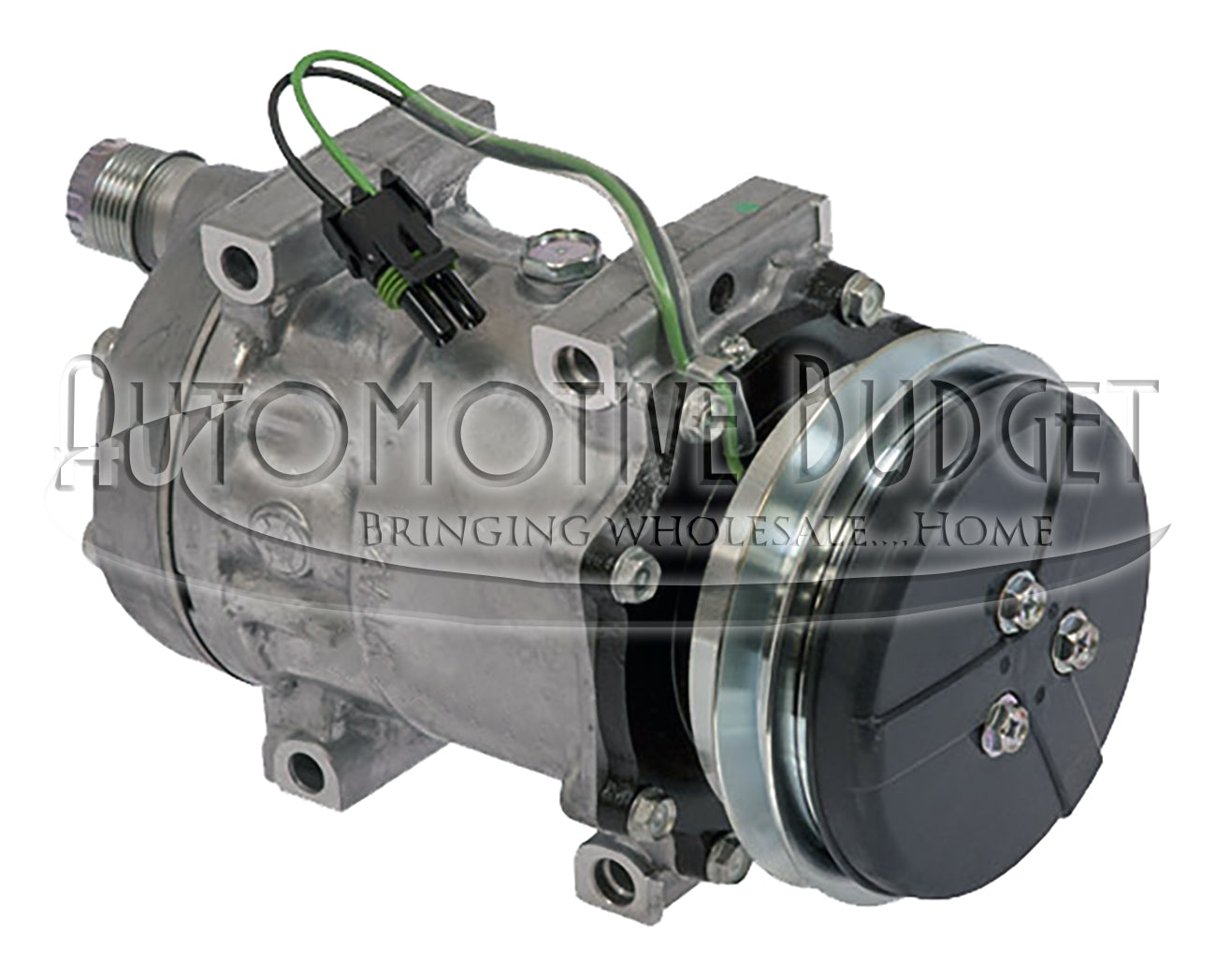 A/C Compressor for Komatsu equipment