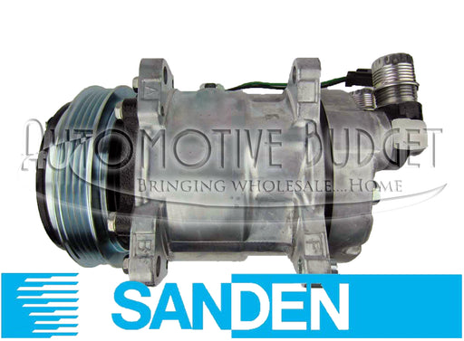 A/C Compressor w/Clutch for Bobcat E35 E45 E50 E55 Excavator