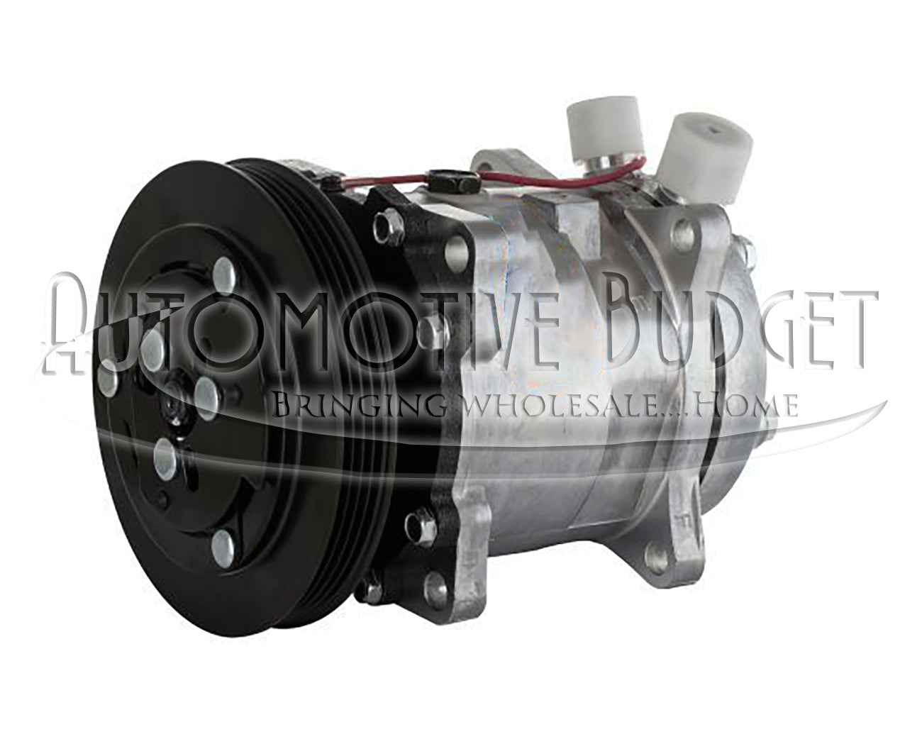 A/C Compressor & Parts for Case/IH TR320 and TV380 & Ford/New Holland L223