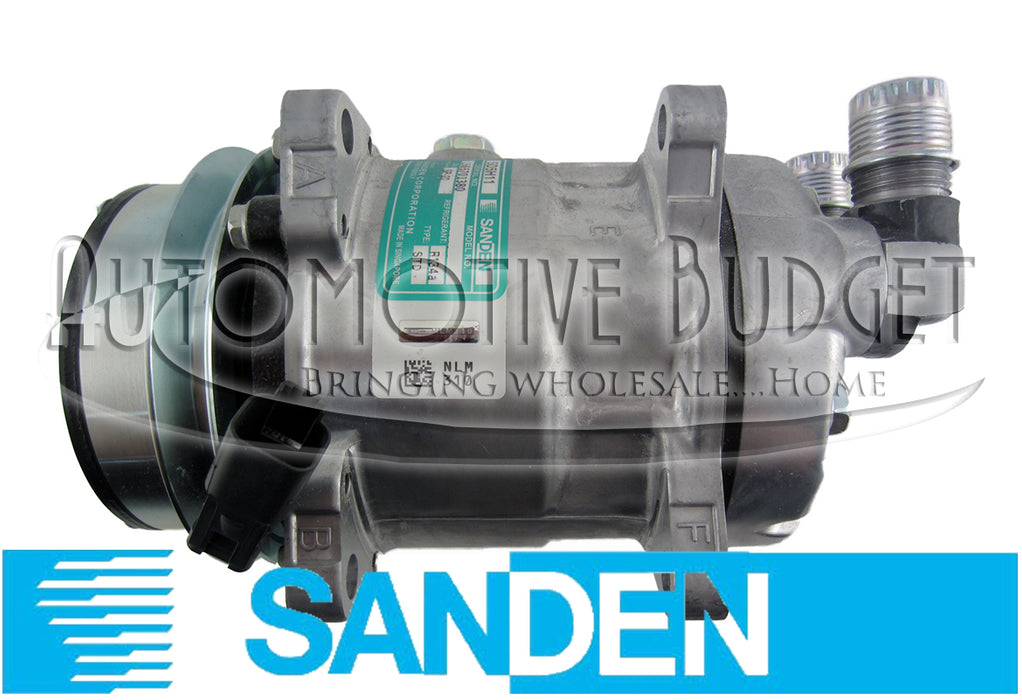 A/C Compressor & Parts for Bobcat Skidsteer Loaders
