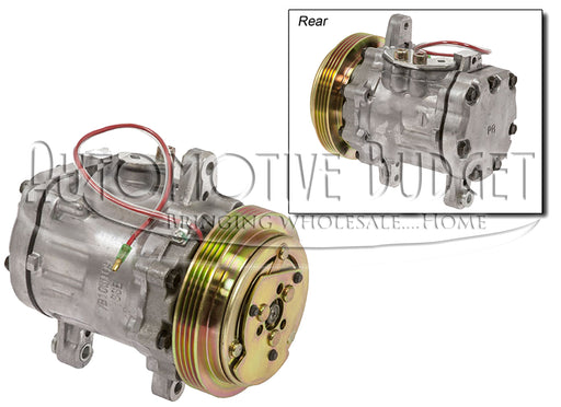 A/C Compressor w/Clutch for Chevrolet/Geo Tracker 1995-1998